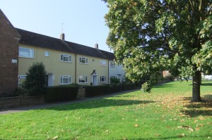 The Witterings today, a pleasant spacious area of the estate.
