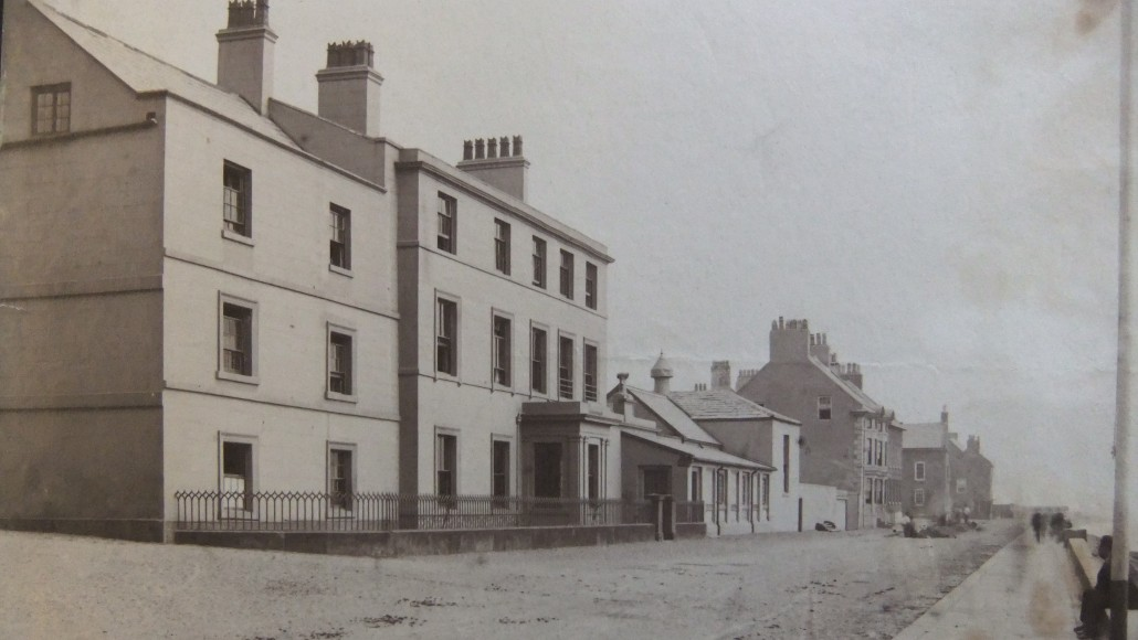 Mostyn House in its early days