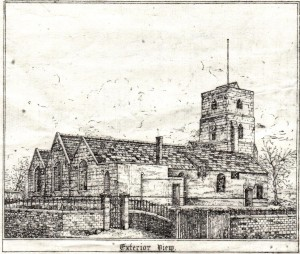 Neston old church