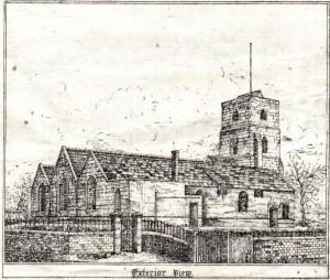 Neston old church