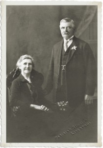 James and Elizabeth Pyke,  John's parents.