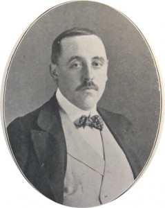 William Whineray, about 1904.
