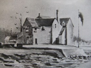 Pengwern Arms (Boathouse)