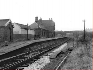 Neston South Station, after it closed (Matt Duran)