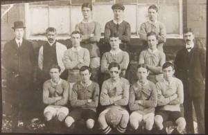 Little Neston Football Club 1911- 1912