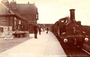 Neston Station