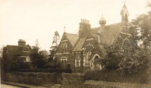 The Raby School and School house