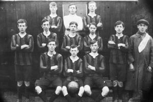 Neston Church Scouts, 1911-1912