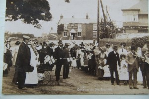 1911 Coronation Day 22nd June. Ness