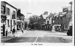 The Cross, Neston