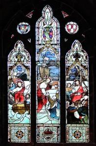 John Monk window