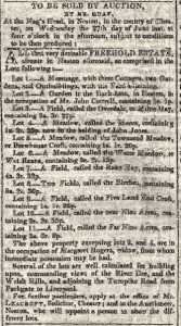 Chester Chronicle - Friday 08 June 1827 Image © THE BRITISH LIBRARY BOARD. ALL RIGHTS RESERVED.