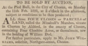 Chester Chronicle - Friday 01 February 1828 Image © THE BRITISH LIBRARY BOARD. ALL RIGHTS RESERVED.