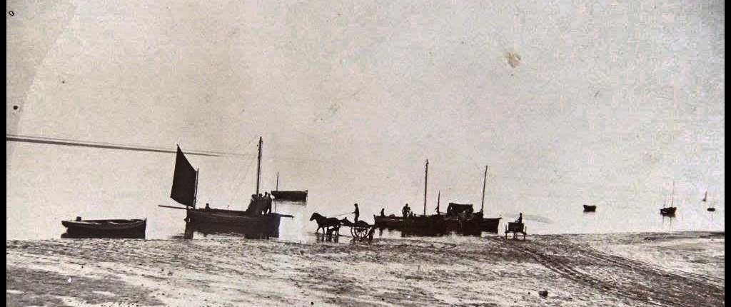 Cockle boats crop