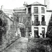 Lyon family house.