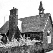 Parkgate School, late 70s.[from a photograph owned by I. Bushell]