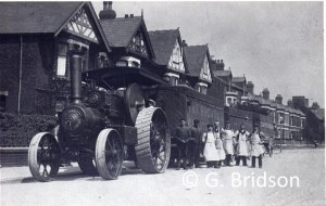 Built for Bridson's by Burrells of Thetford in 1909